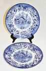Sons Staffordshire England Dinner Plates 10.5