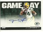2011 Topps Game Day #GDA-JS JAMES STARKS Auto Green Bay Packers