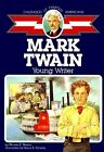 Mark Twain Boy of Old Missouri Childhood of famous Americans by Miriam E Mas