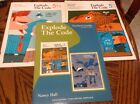 Explode the Code 5 5 1 2  Ans Parents Guide 3 bk set NEW