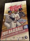 2011 Topps Update Series Baseball Factory Sealed Hobby Box 36 10 Mike Trout?