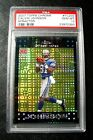 2007 Topps Chrome #TC200 Calvin Johnson LIONS Rookie Xfractor Card PSA 10