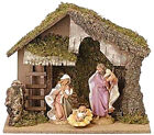 75 Inch Fontanini Nativity Stable Only 50830