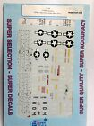 1/72 SuperScale Decals 72-726 P-51B MUSTANG ACES Bochkay Baker Brown Hovde Meyer