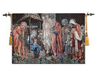 Classic Medieval Woven Fine Art Tapestry Wall Hanging 55 x 39Birth of Jesus
