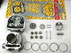 150cc 57mm BORE ENGINE REBUILD KIT FOR CHINESE SCOOTERS WITH 150cc GY6 MOTORS