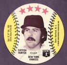 Catfish Hunter Cards, Rookie Card and Autographed Memorabilia Guide 10