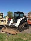 2011 Terex PT 70 Tracked Skid Steer Loader ASV Diesel NEW Tracks Enclosed Cab