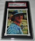 1975 SSPC Robin Yount Signed Rookie Card SGC 88 NM MT 8 Auto 9 RC Brewers