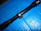 Vintage Armsport 4x32 1 tube scope post  crosshair reticle clear Japanese