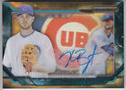 Kris Bryant 2015 Topps Strata Shadowbox Signature On Card Auto Chicago Cubs