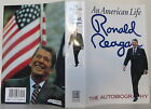 RONALD REAGAN An American Life The Autobiography SIGNED FIRST EDITION