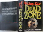 STEPHEN KING The Dead Zone INSCRIBED FIRST EDITION