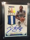2015-16 National Treasures NBA Game Gear Prime Auto Patch Victor Oladipo #08 25!