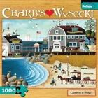 1000 Piece Charles Wysocki Clammers at Hodge's Jigsaw Puzzle. Brand New