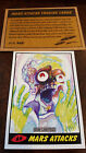 2014 TOPPS IDW LIMITED MARS ATTACKS REPRINT SKETCH CARD APRICOT MANTLE # 64