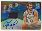 Kevin Love 2013-14 Spectra Indelible Ink BLUE Refractor GU Jersey Auto #'d 9 25