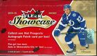 2014 15 Upper Deck Fleer Showcase Hockey Hobby Box