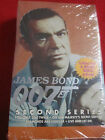 JAMES BOND ECLIPSE 1993 COMPLETE BOX TRADING CARDS SERIES 2 SIGNED BY WRITER
