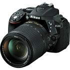 Nikon D5300 Digital SLR Camera Black w 18 140mm Lens