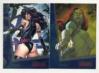 2013 Rittenhouse Women of Marvel Series 2 Trading Cards 5