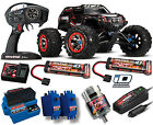 Traxxas 1/10 Summit 4WD Monster Truck RTR w/iD Connectors Black