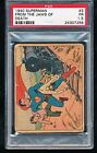 1940 Superman FROM THE JAWS OF DEATH #3 PSA 1.5