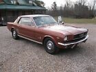 Ford Mustang 1966 ford mustang barn find original