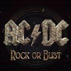 Rock or Bust [Digipak] by AC/DC (CD, 2014, Columbia (USA)) Sealed