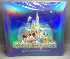 Walt Disney World Photo Album Where3-Ring Deluxe Refillable Blue