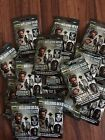 ✔SEALED 15 packs of The WALKING DEAD dog tags Blind bags SEASON Four 4 - NO TAX!