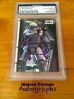 KEVIN SMITH SIGNED 2015 TOPPS STAR WARS TRADING CARD PSA AUTO FORCE AWAKENS