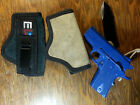 Ruger SR9C 40C Tuckable ITP IWB Carry Concealed Holster Leather