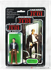 Vintage Star Wars Tri Logo Han Solo Bespin Action Figure AFA 80 NM 11916889