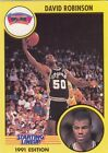1991 Starting Lineup DAVID ROBINSON Card NrMint