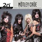 The Best of Motley Crue: 20th Century Masters - The Millennium Collection CD