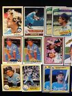 HUGE 300 CARD GEORGE BRETT KANSAS CITY ROYALS VINTAGE ODDBALL LOT NICE