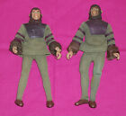 vintage Mego Planet of the Apes pota CORNELIUS LOT x2 type 1 type 2
