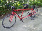Co Motion Primera Red Tandem Bicycle Excellent Condition