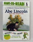 Ready To read Childhood of Famous Americans Abe Lincoln Six Book Set Value Set