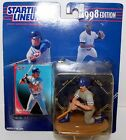 1998 Mike Piazza MLB Baseball Action Figure Starting Lineup Kenner
