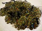 Lot of 1000+ Cats Eye Marbles 12 lbs Glass 5 8 16mm Bulk Wholesale NEW Toy