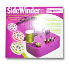 Simplicity Side Winder The Portable Bobbin Winder Purple