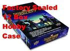 Marvel GUARDIANS OF THE GALAXY Movie Trading Cards 12-Box Hobby Case Upper Deck