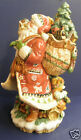 Fitz and Floyd Christmas Lodge Large Figurine- New in Box- 19/1353