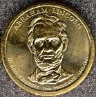 2010P Mg Brass 1 Presidential A Lincoln KM 478 MS Ungraded Uncirculated
