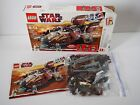 Lego Star Wars Pirate Tank (7753) NO MISSING PIECES