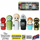 The Twilight Zone Pin Mate Set of 6 Convention Exclusive