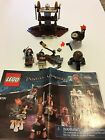 Lego Pirates Of The Caribbean 4191 The Captain's Cabin Jack Sparrow Minifigs