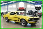 Ford Mustang Boss 302 1969 ford mustang boss 302 5 speed manual sportroof numbers matching with marti